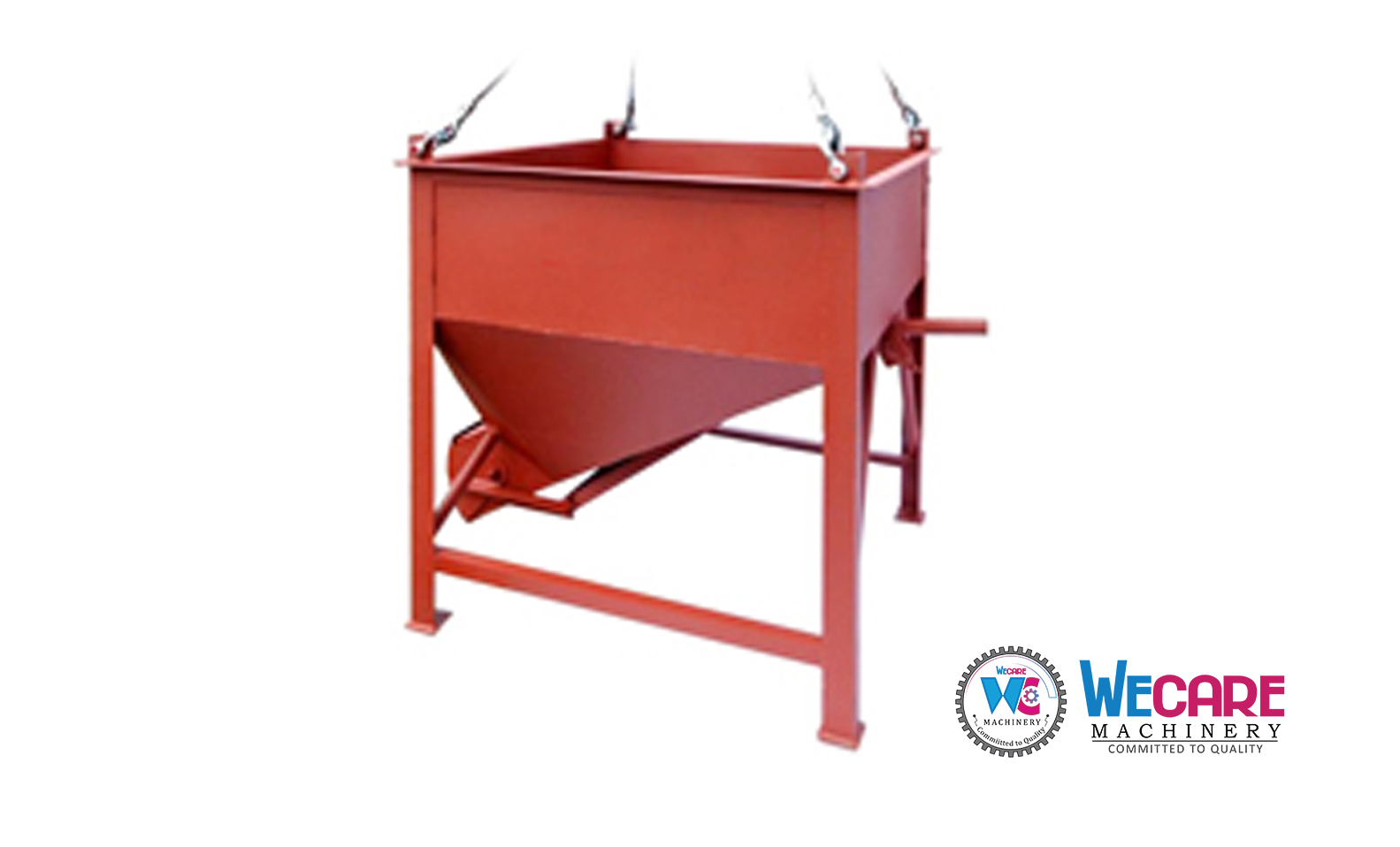 Side Discharge Concrete Buckets
