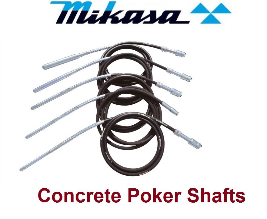 Mikasa Poker Shafts
