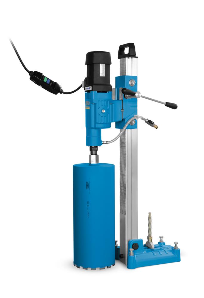 Core drilling Machine up to Ø 250 mm TYROLIT