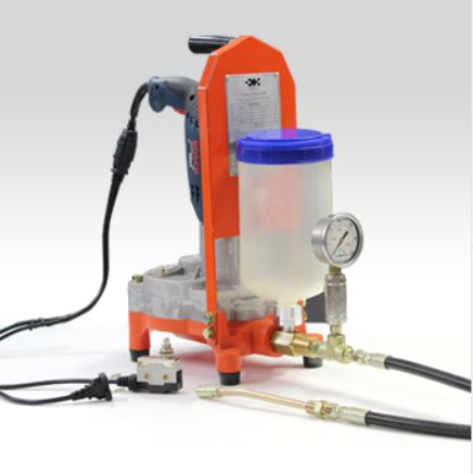 Epoxy / PU Grout Injection Pump for crack repair