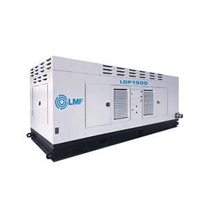 Portable Diesel Oil Free Compressor