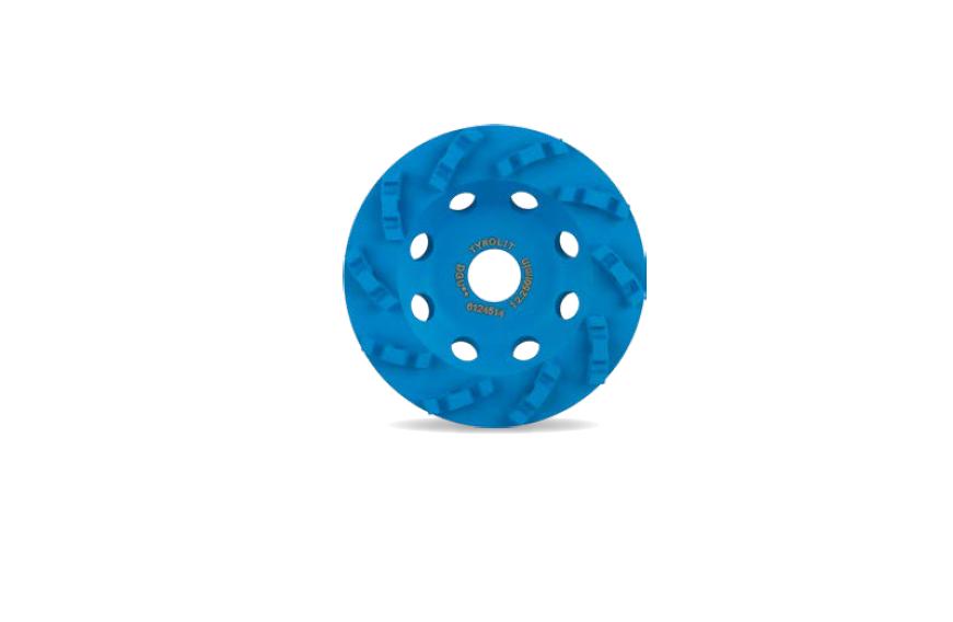 Tyrolit Diamond cup wheels for angle grinders