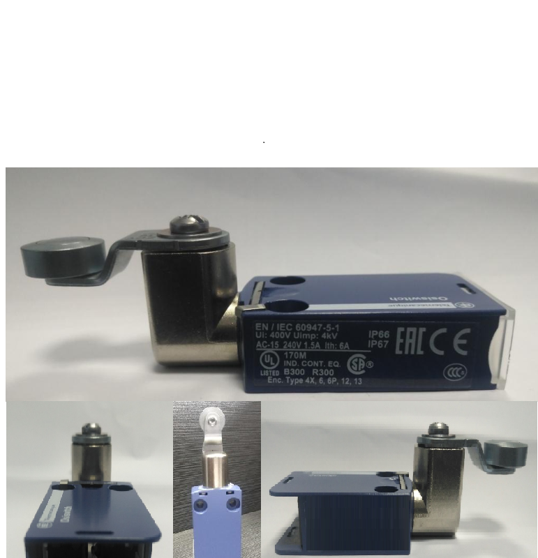 Limit Switch for Bar Bender Part No. 181180
