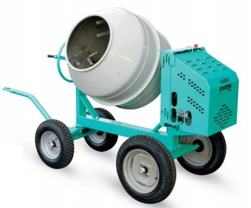 Imer Syntesi Concrete Mixer Diesel 350 FD