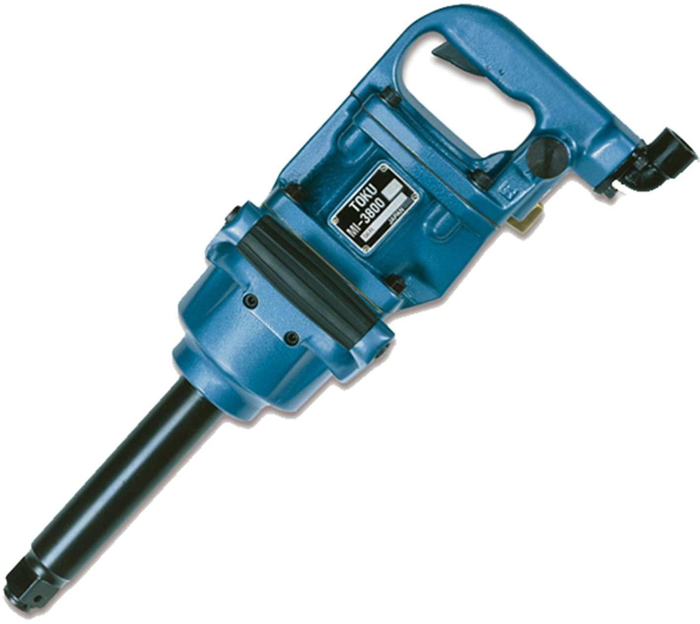 "MI-3800GL 1"" SQ Drive Impact Wrench Toku Japan"